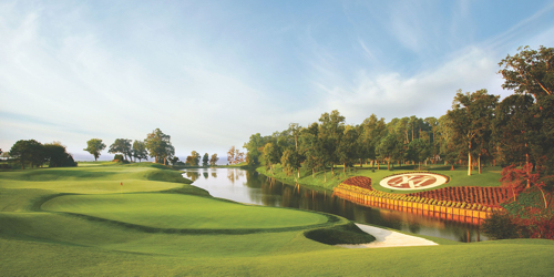 Kingsmill Resort - The River Course Virginia golf packages