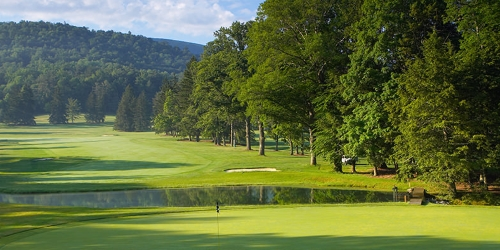 The Omni Homestead Virginia golf packages
