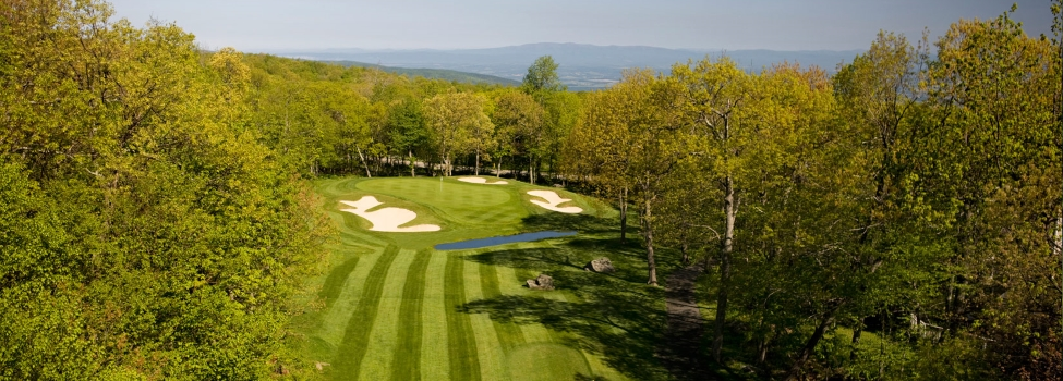 Devils Knob Course at Wintergreen Resort