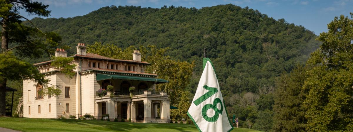 Omni Homestead Resort - Cascades Course