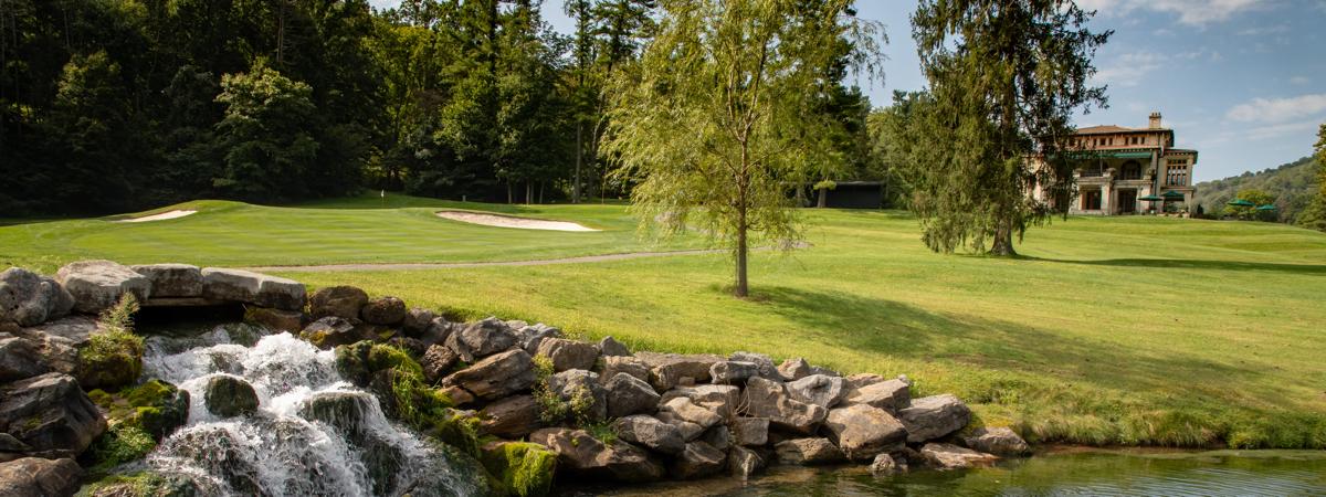 The Omni Homestead Resort - Cascades Course