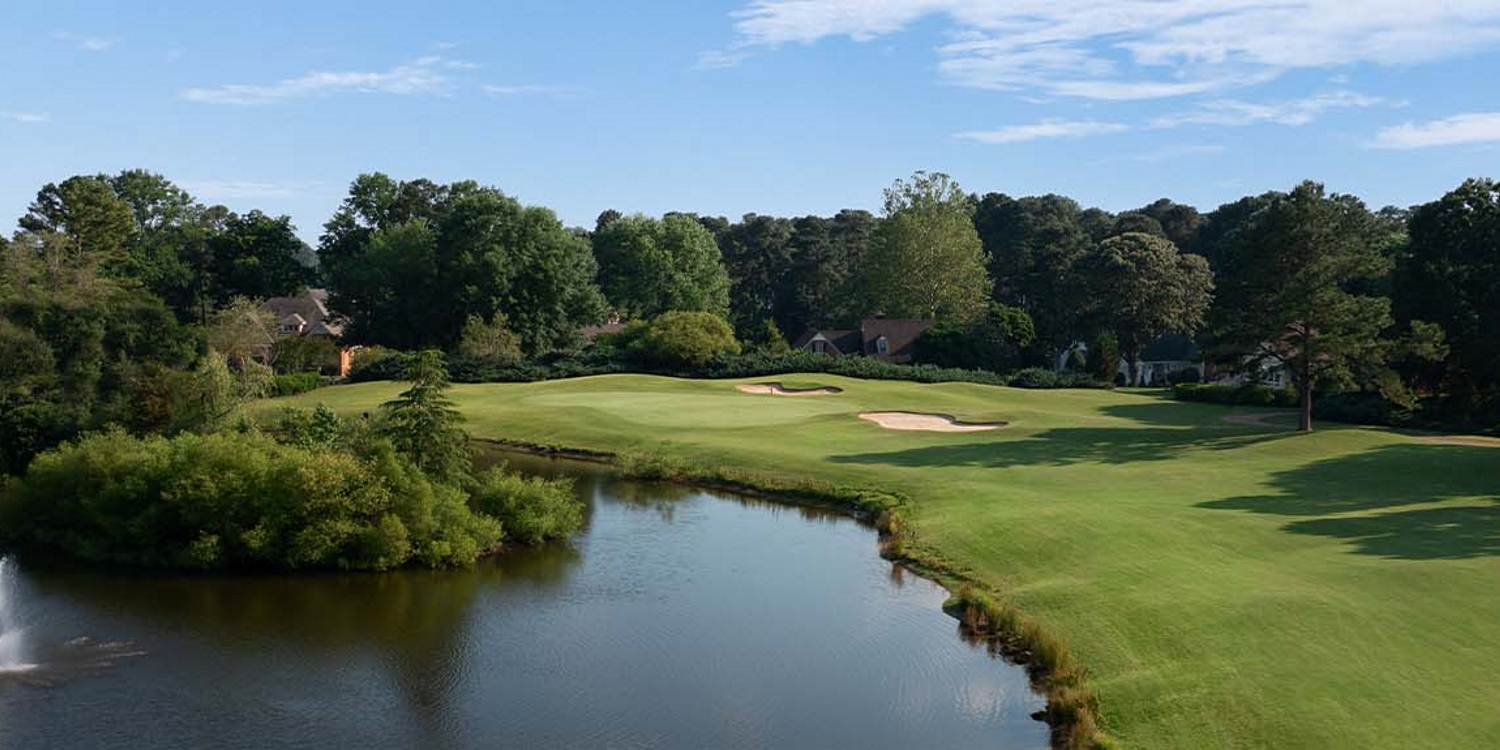 Kingsmill Resort - The Plantation Course
